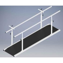 Barres parallèles plancher (3, 4, 5 ou 6m)