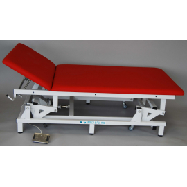 Table Bobath électrique avec dossier : TF1-3900