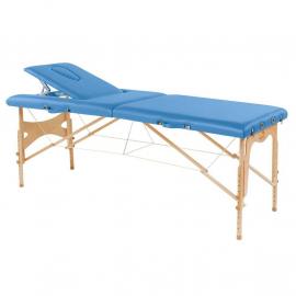 Table pliante réglable avec dossier 70x182 C3209